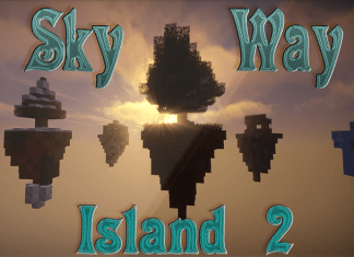 skyway island  map