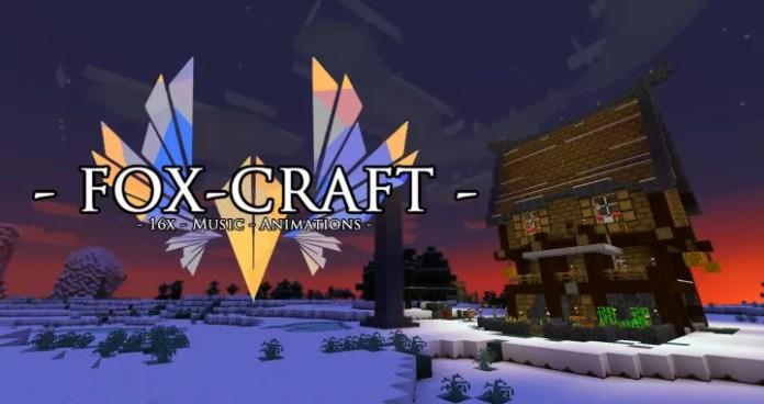 fox craft resource pack for minecraft 1 13 1 1 12 2 minecraftsix