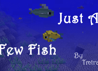 just a few fish