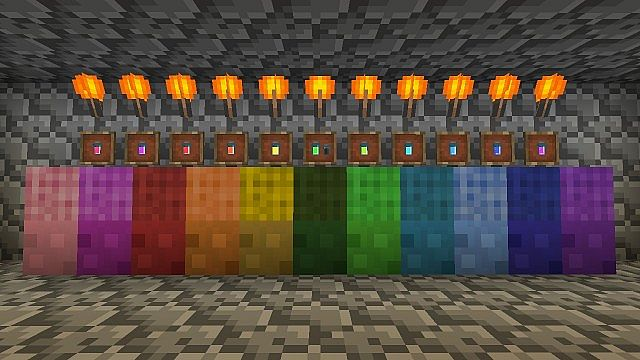 Simply Terraria Resource Pack for Minecraft 1 8 9/1 8