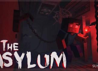 the asylum map