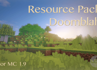 Doomblah resource pack
