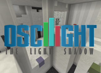 oscilight the light shadow map