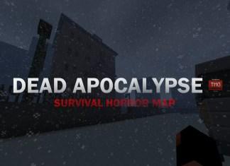 dead apocalypse map