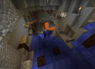parkour paradise caves