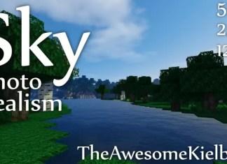 sky photo realism