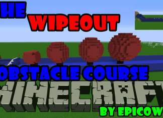 the wipeout obstacle course
