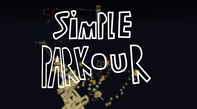 simple-parkour-map