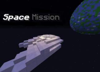 space mission map