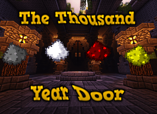 the thousand year door map