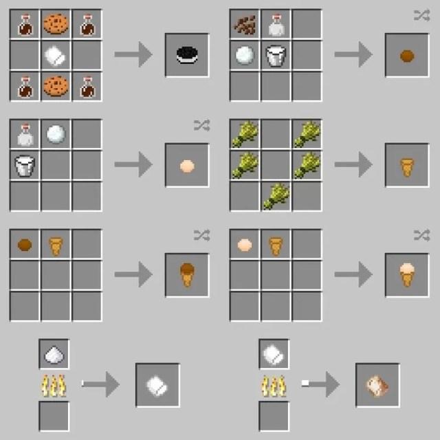 Xl food mod for minecraft 1102194 minecraftsix xl food mod for minecraft 1102 and 194 changelogs forumfinder Images