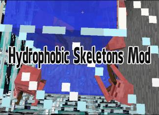 hydrophobic skeletons mod