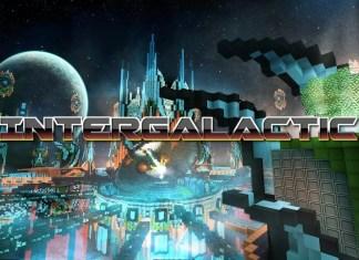 intergalactic map