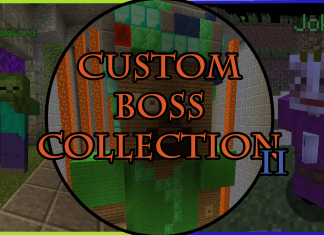 custom boss collection ii map