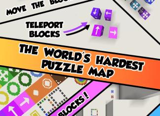 the worlds hardest puzzle map