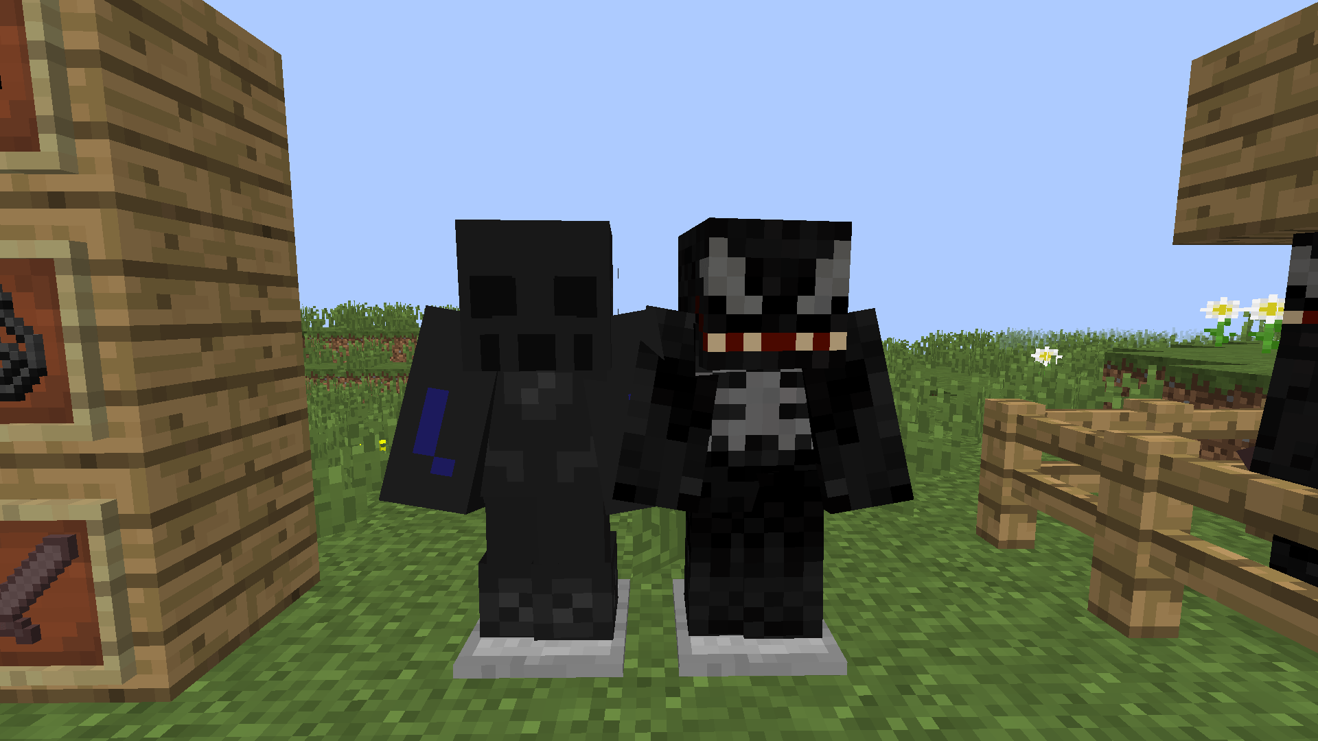 Villains Coming Mod For Minecraft 1102 MinecraftSix