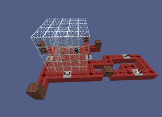 redstone is the answer map