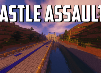 castle assault map