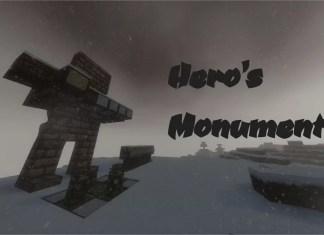 heros monument map