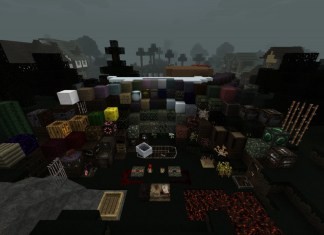 horror isolation resource pack