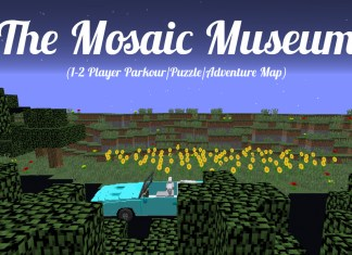 the mosaic museum map