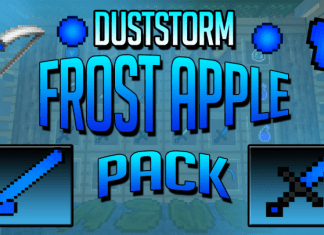 duststorm frost apple pvp resource pack