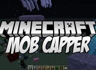 mob capper mod