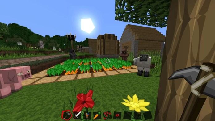 Sphax PureBDCraft Resource Pack For Minecraft - Minecraft hauser verschonern