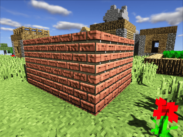 3d Craft Resource Pack For Minecraft 1 10 2 Minecraftsix