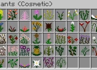 plants mod tab