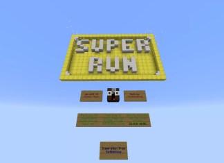 super run map