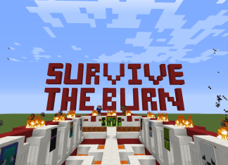 survive the burn map