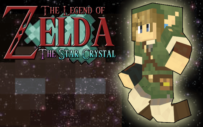 The Legend of Zelda: The Star Crystal Map for Minecraft 1.11.2 ...