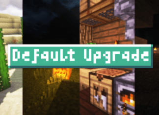 default upgrade resource pack
