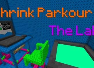 shrink parkour  map