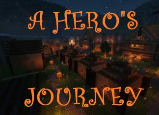 heros journey map