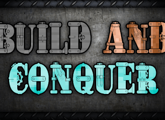 build and conquer map