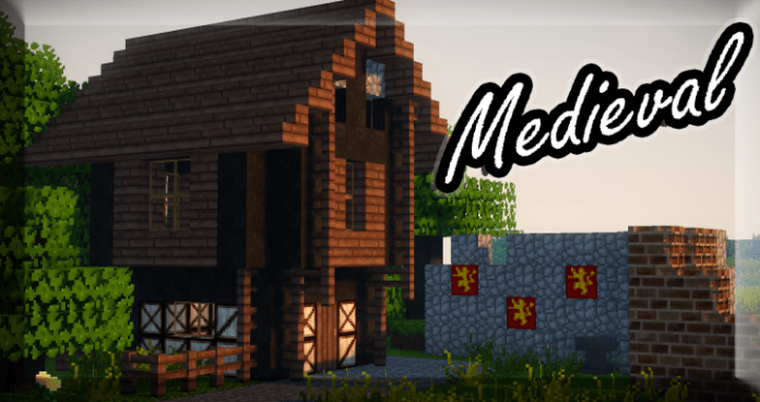 Rangercraft Medieval Resource Pack 1