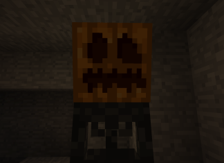 the figure in the mineshaft map
