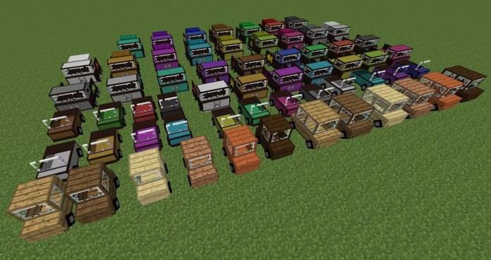 Minecraft Fast Build Mod