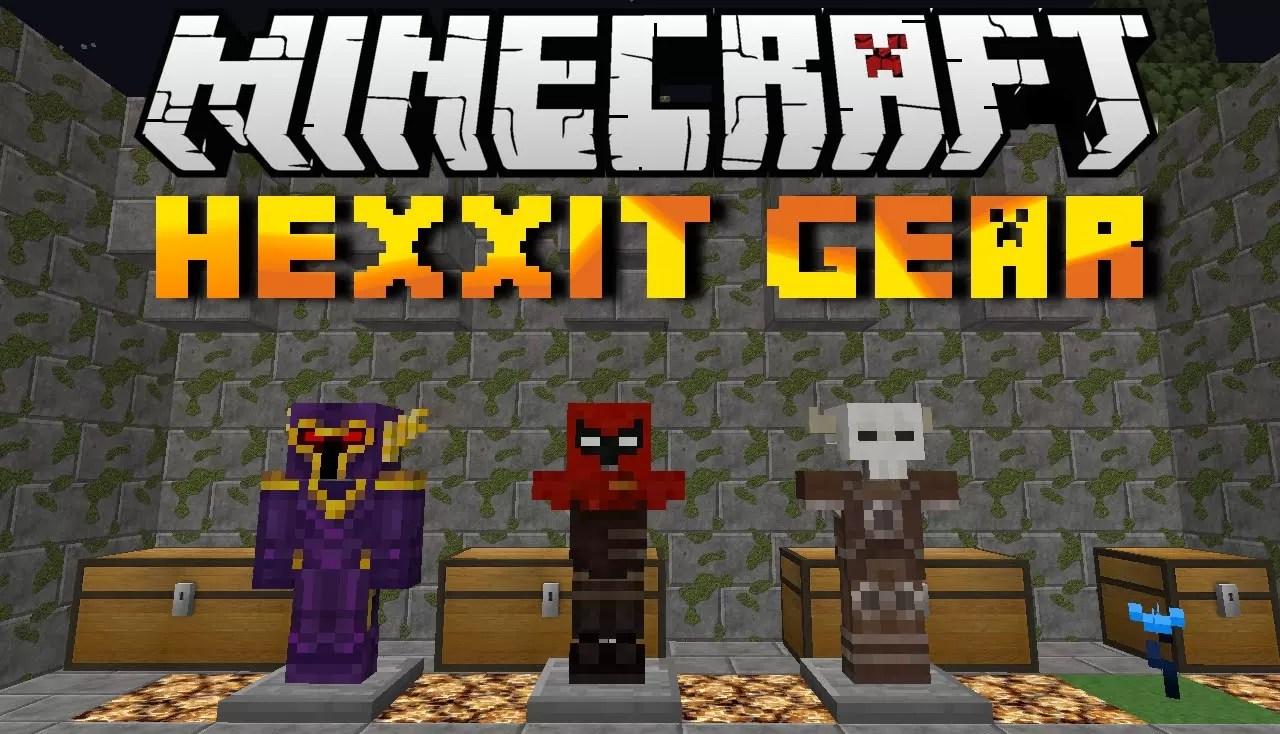 minecraft hexxit mod downloaden
