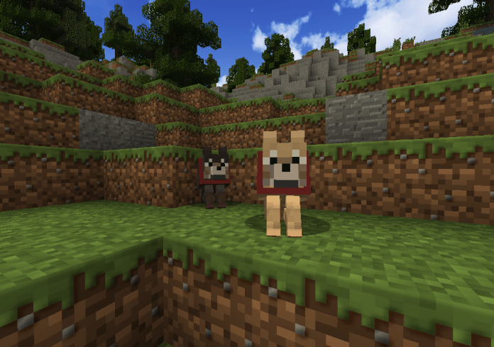 Beer dogs minecraft texture packs