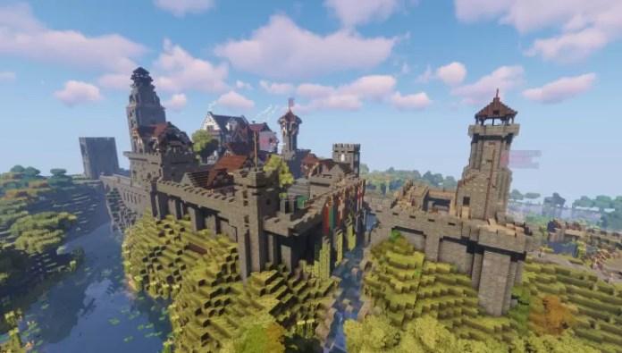 Winthor Medieval Resource Pack For Minecraft 1 13 Minecraftsix