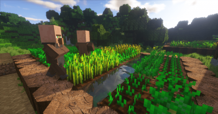 Vision Realistic Resource Pack for Minecraft 1.13.2/1.12.2/1.11.2   MinecraftSix