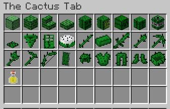 the cactus mod 4