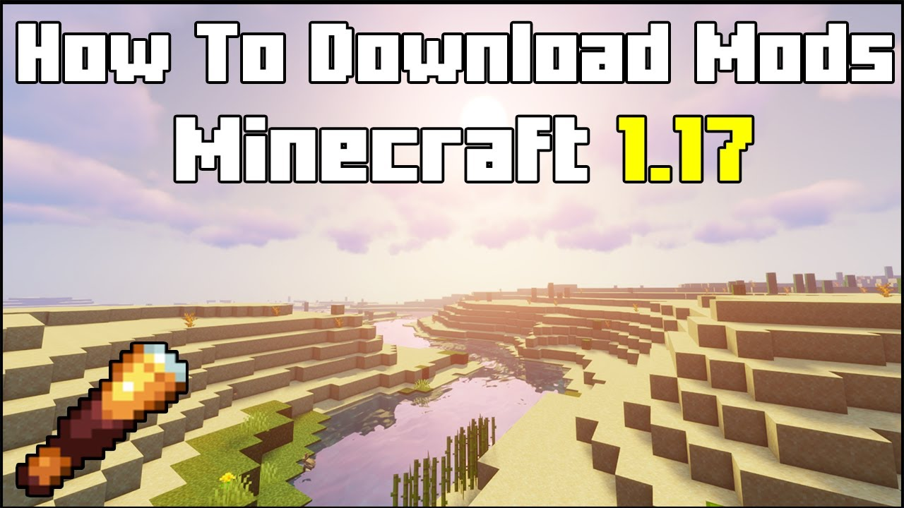 The new version 1.17 is a major update to bedrock edition that was released on june 8, 2021. How To Download Install Mods In Minecraft 1 17 On Pc 2021