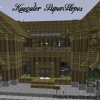Kaevator's SuperSlopes Minecraft Mod, Minecraft Triangular Blocks