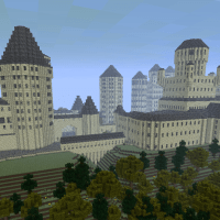Hogwarts Minecraft Map (Download + Review)