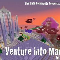 Venture Into Madness Minecraft Adventure Map Download