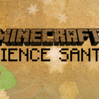 Science Santa, Minecraft Christmas Adventure Map (Download + Review)